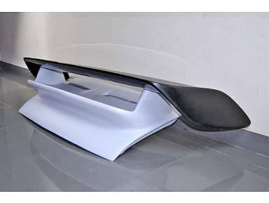 Portón Trasero/Alerón Fibra de Carbono para Porsche 997