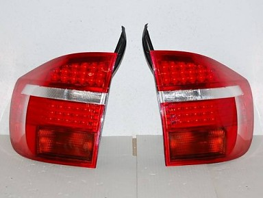 Rear lights for BMW X5 E70 (2007-2013)