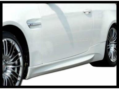 M3 Side Skirts for BMW 3 Series E92/E93 (2006-2012)