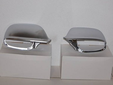 Chrome Mirror Covers Audi Q7/Q5 (2006-2015)