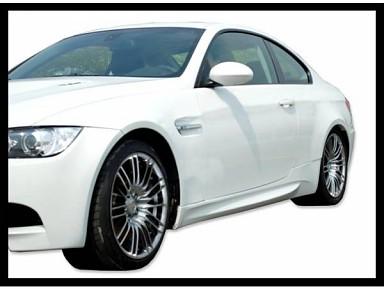 Side skirts M3 for BMW 3 Series E92/E93 (2006-2013)