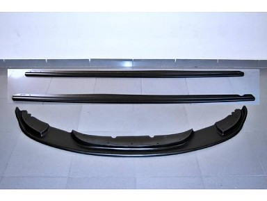 M Front Lip/Skirts for BMW SERIE 3 E92/E93 (2006-2009)