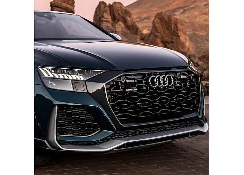 Original Front Bumper Audi RSQ8 4M/F1 (2019+)