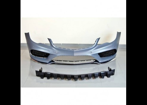 Front Bumper E63 AMG Coupe, Restyling (2013-2016)